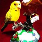 Parrot Merry Christmas 17 cm