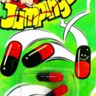 Bouncing capsules for 5 packs