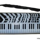 Inflatable piano