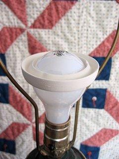 Ceramic Light Bulb Ring
