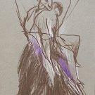 #2 - original drawing 21x15 cm