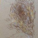 #6 - original drawing 21x15 cm