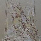 #13 - original drawing 21x15 cm