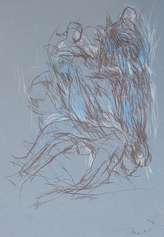 #15 - original drawing 29x21 cm