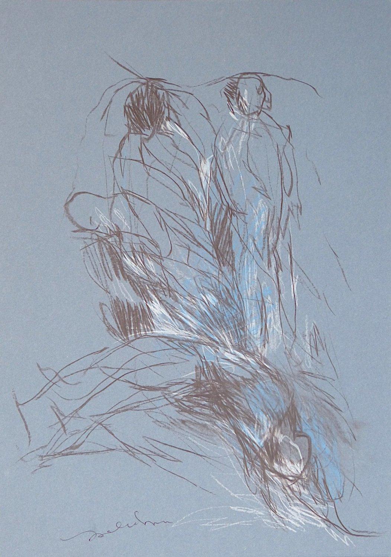 #16 - original drawing 29x21 cm