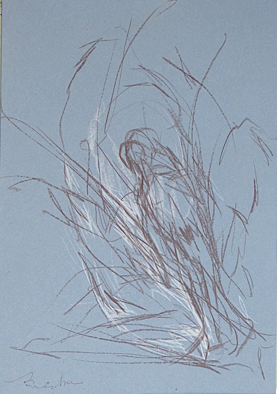 #18 - original drawing 29x21 cm