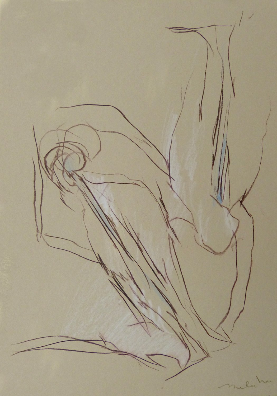#20 - original drawing 29x21 cm
