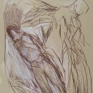 #22 - original drawing 29x21 cm