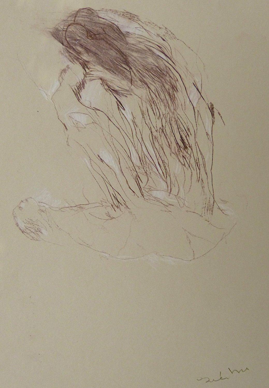 #27 - original drawing 29x21 cm