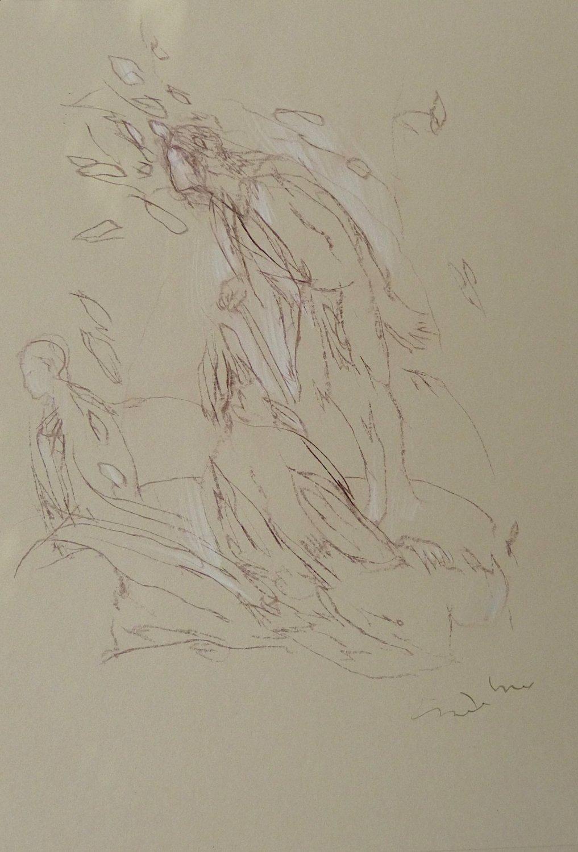 #33 - original drawing 29x21 cm