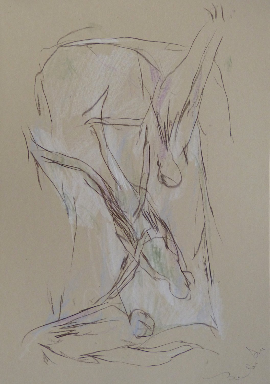 #40 - original drawing 29x21 cm