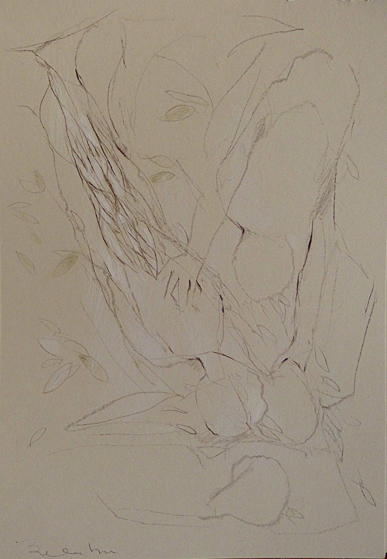 #41 - original drawing 29x21 cm