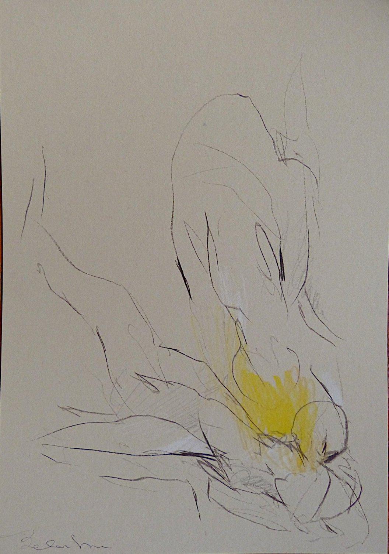 #42 - original drawing 29x21 cm