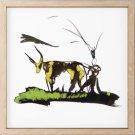 The Farm Animals 4 - Downloadable Art Print