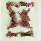 The Christmas Garland - original drawing - 32x24 cm
