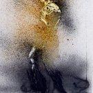 The Ghost 1 - original painting - 21x29 cm