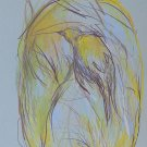 #49 - Birds - original drawing 29x21 cm