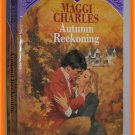 Autumn Reckoning by Maggi Charles Silhouette Special Edition 269