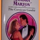 The Corsican Gambit by Sandra Marton Harlequin Presents 1637