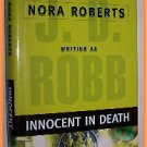 Innocent in Death by Nora Roberts Writing as J. D. Robb