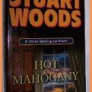 Hot Mahogany by Stuart Woods A Stone Barrington Novel