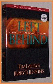 Left Behind by Tim LaHaye and Jerry B. Jenkins Paperback A Novel of the Earth's Last Days