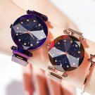 Ladies Magnetic Starry Sky Clock Luxury Women Watches