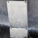 Necklace HARPIST stainless steel 316l