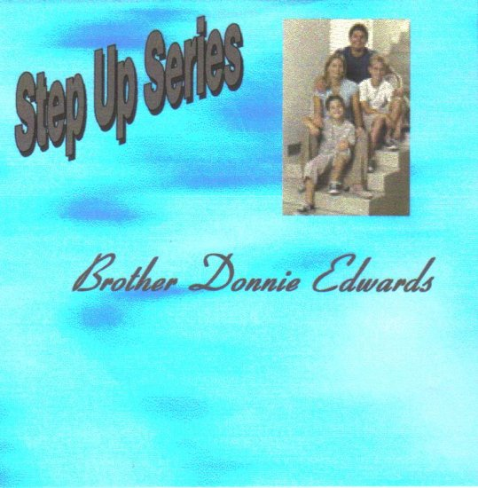 Step up Series on CD