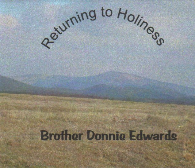 Returning to Holiness Series DVD