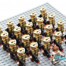 Star Wars Rebel Troopers with Rey Minifigures China Building Block Figures Set SW76