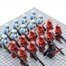 Star Wars 501 Legion with Kylo Ren Minifigures China Building Block Figures Set SW58