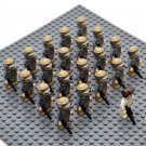 Star Wars Rebel Troopers with Princess Leia Minifigures China Building Block Figures Set SW47