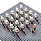 Star Wars Galactic Marines with Ki-Adi-Mundi Minifigures China Building Block Figures Set SW32