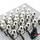 Star Wars White Imperial Stormtroopers with Darth Vader Minifigures China Block Figures Set SW51