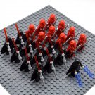 Star Wars Royal Guard with Emperor Palpatine Minifigures China Figures Set SW15
