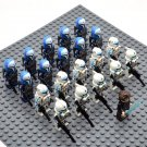 Star Wars 501 Legion with Anakin Skywalker Minifigures China Block Figures Set SW29