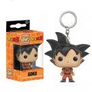 Goku Pocket POP Keychain Action Figure Minifigure Toy