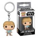Star Wars Luke Skywalker Funko Pocket POP Keychain Action Figure Minifigure Toy