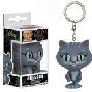 Alice in Wonderland Chessur Cat Funko Pocket POP Keychain Action Figure Minifigure Toy