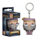 Harry Potter Dumbledore Funko Pocket POP Keychain Action Figure Minifigure Toy