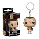 Stranger Things Eleven Pocket POP Keychain Action Figure Minifigure Toy