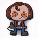 The Shining Jack Torrance Chibi Horror Shoe Charm for Crocs Sneakers Laces Shoe Jewelry