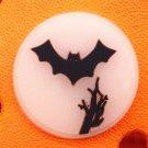 Glow in the Dark Bat Halloween Shoe Charm for Crocs Sneakers Laces Shoe Jewelry