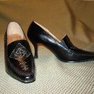 Black womens shoes size 5.5 US/EUR 35