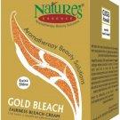 Nature Gold Bleach For Fairness Bleach Cream Extra Shine Lightening  43 Gm