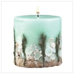 Seashell Scented Candle
