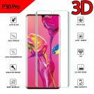 New For Huawei P30 Pro Tempered Glass Screen Protector 3D Full Protective Pack
