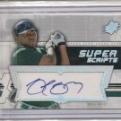 "DELMON YOUNG 2004 SPX ""SUPERSCRIPTS"" AUTOGRAPHED ROOKIE  CARD"