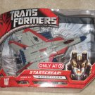 TRANSFORMERS 2007 MOVIE VOYAGER G1 STARSCREAM NEW
